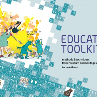Education Toolkit, a guide for educators and teacher in the museum